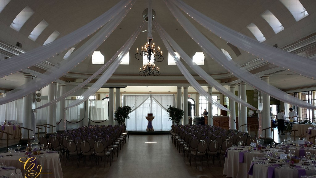 Lake Geneva Riviera Ballroom Weddings