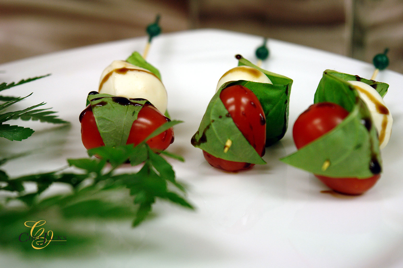 Chef Jack's Appetizers