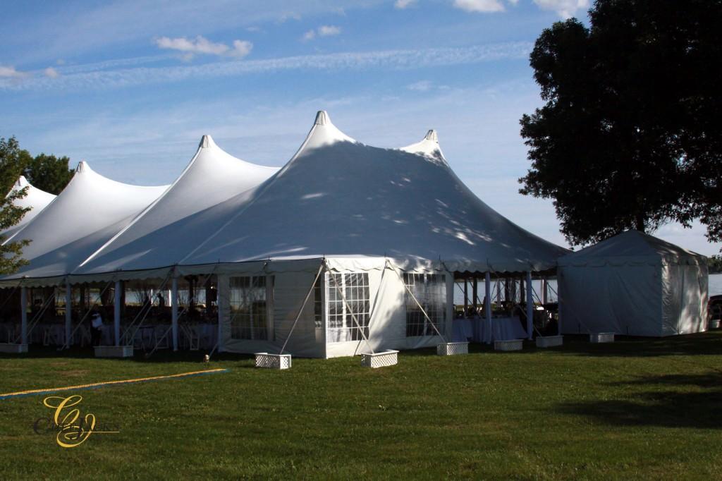 Milwaukee Area Tented Weddings