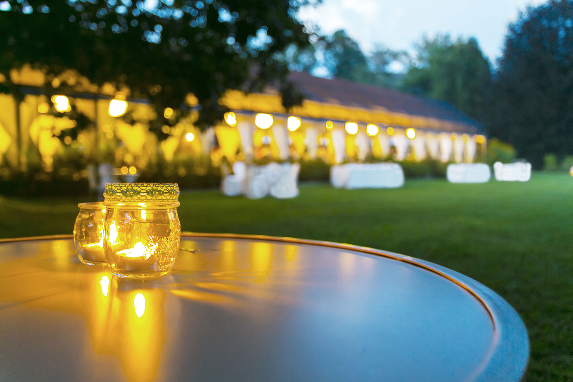 Outdoor Wedding Food Ideas - Chef Jack\'s Catering