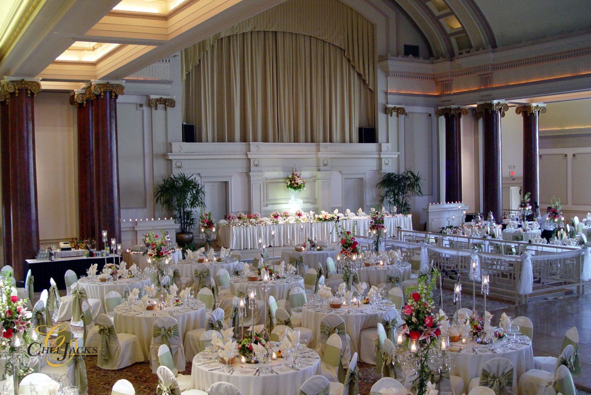 Milwaukee Wedding Venues-Catering by Chef Jack\'s
