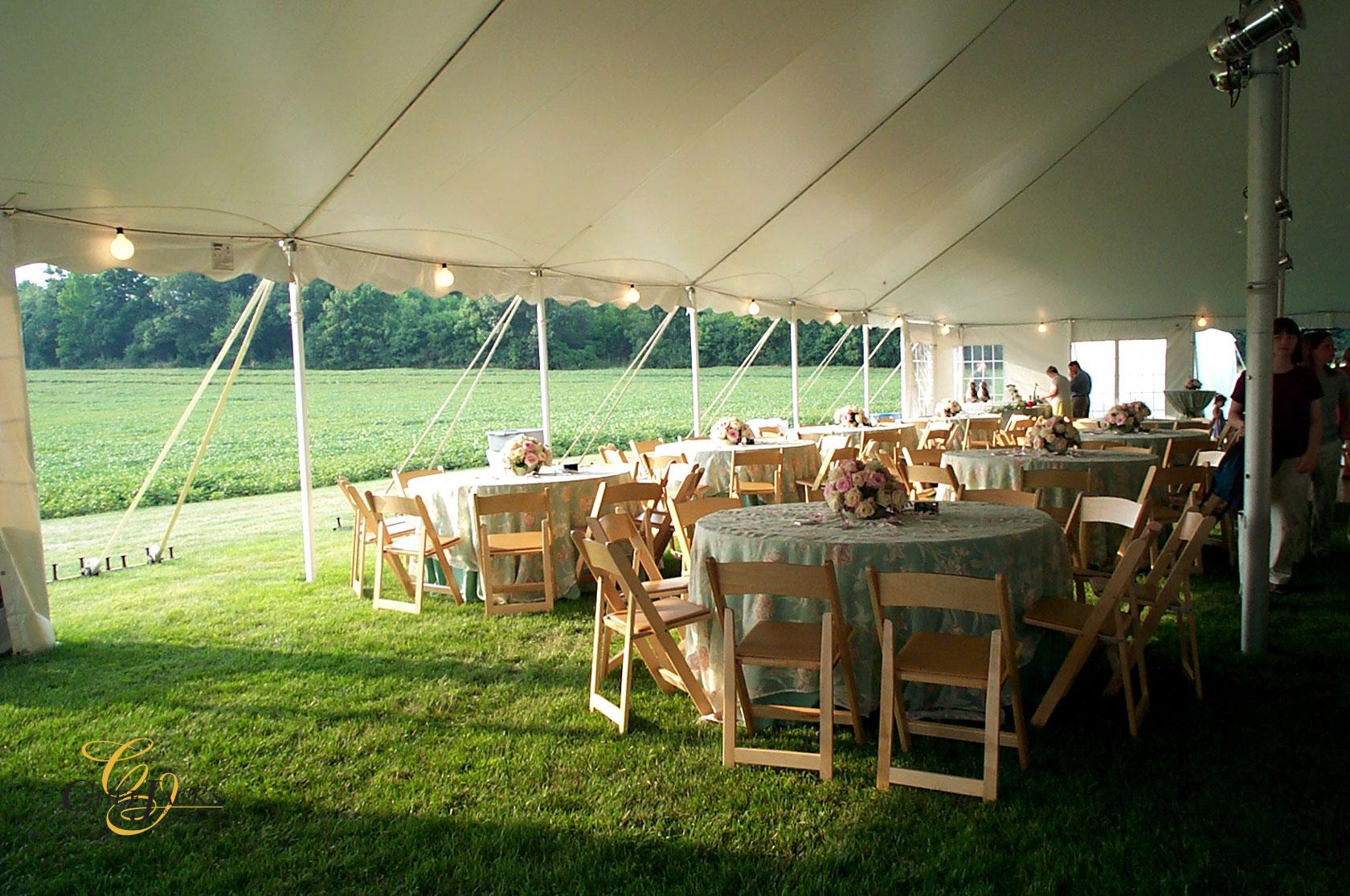 Outdoor Wedding Food Ideas