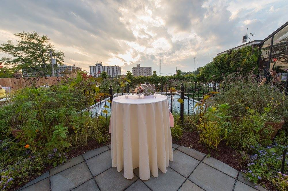 Bring the Outdoors into Your Wedding Venue