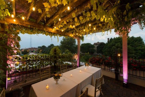 Roof Top Wedding Ceremony