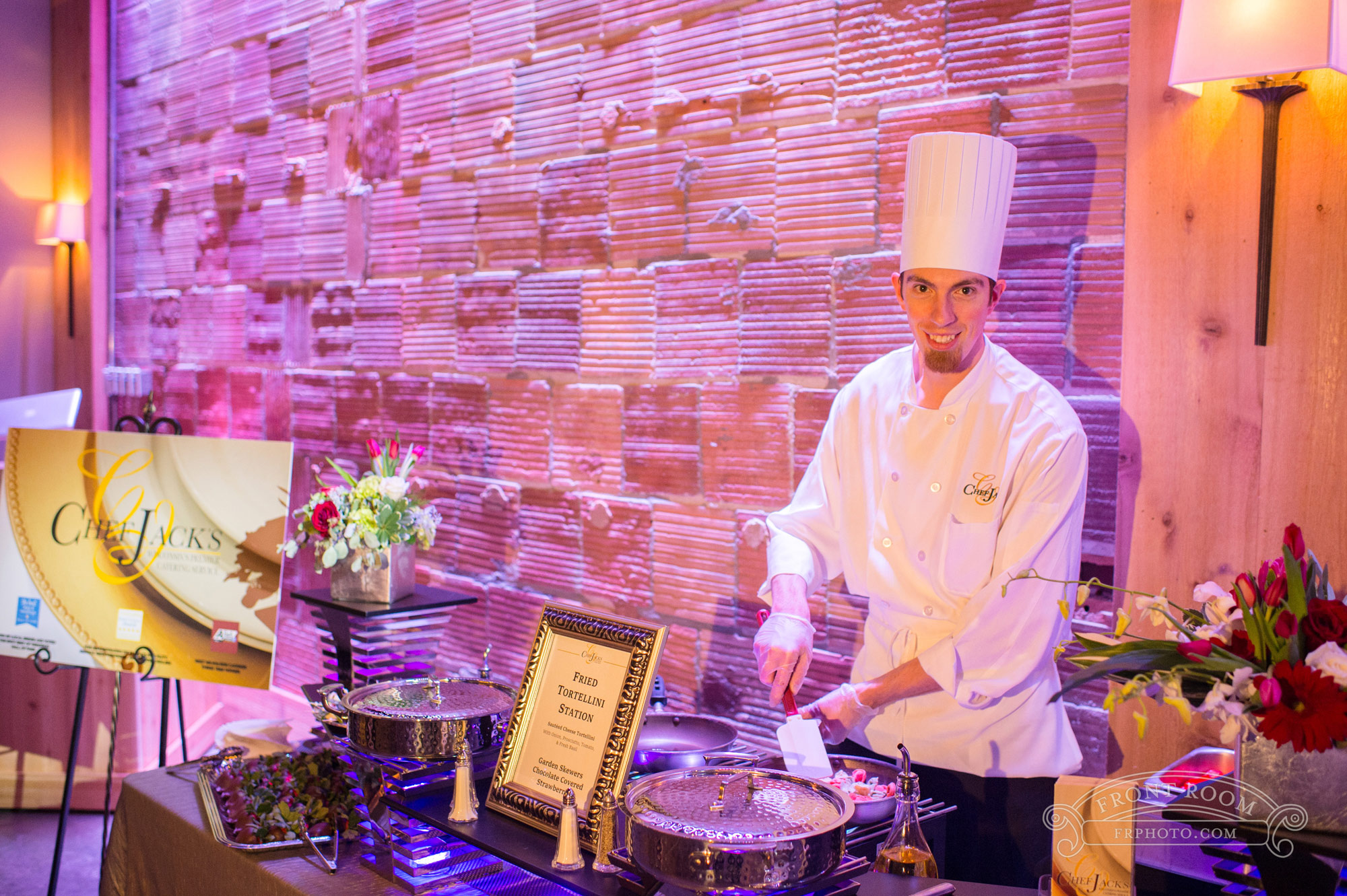 Modern Buffet Wedding Menu Ideas - Chef Jack\'s Catering