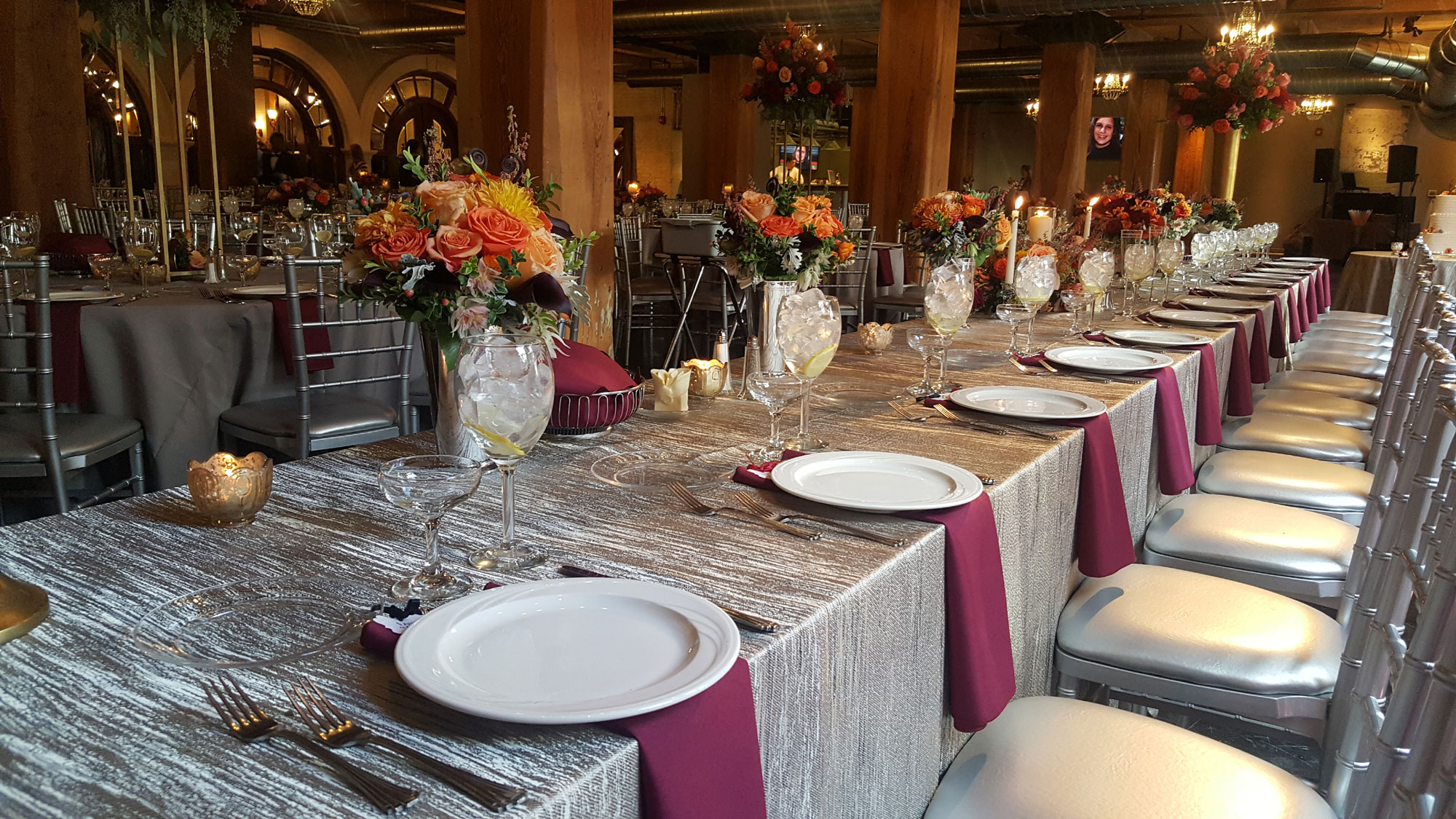 Inspirations for a Perfect Wedding Menu Planning