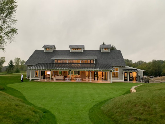 Featured Venue-The Carriage House at Lac La Belle
