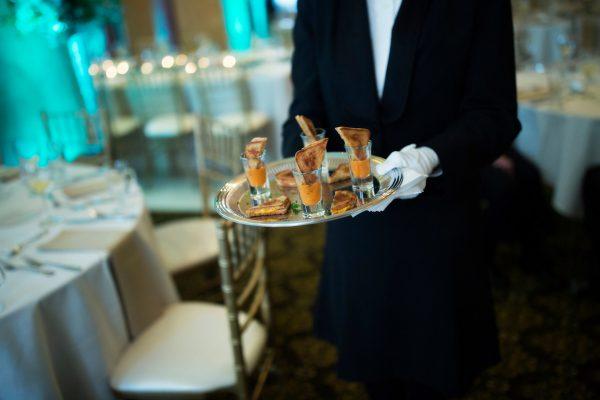 Rotunda Appetizer tray #5 2017
